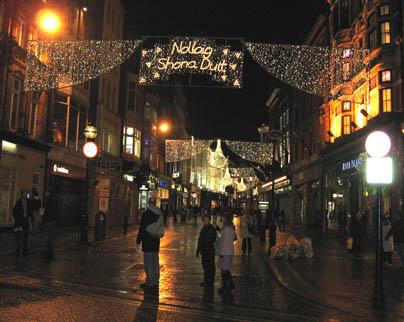 Grafton Street, Dublin - Koopmans and Kellys