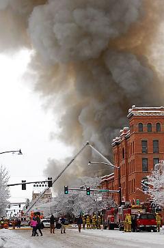 Bozeman Explosion