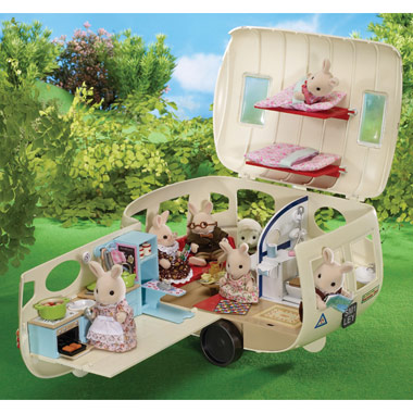 Sylvanian Family Travellers