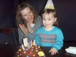 Evey's Birthday