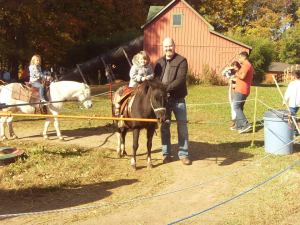 Fall day at Appleworks