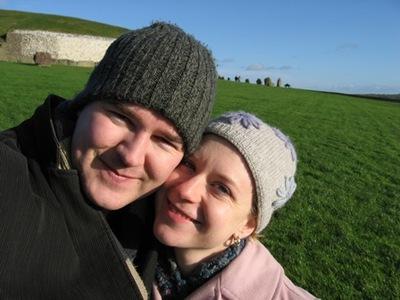 In Love at Newgrange, January 2007
